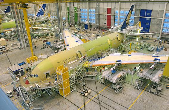 Airbus A380 : le début de la fin ?