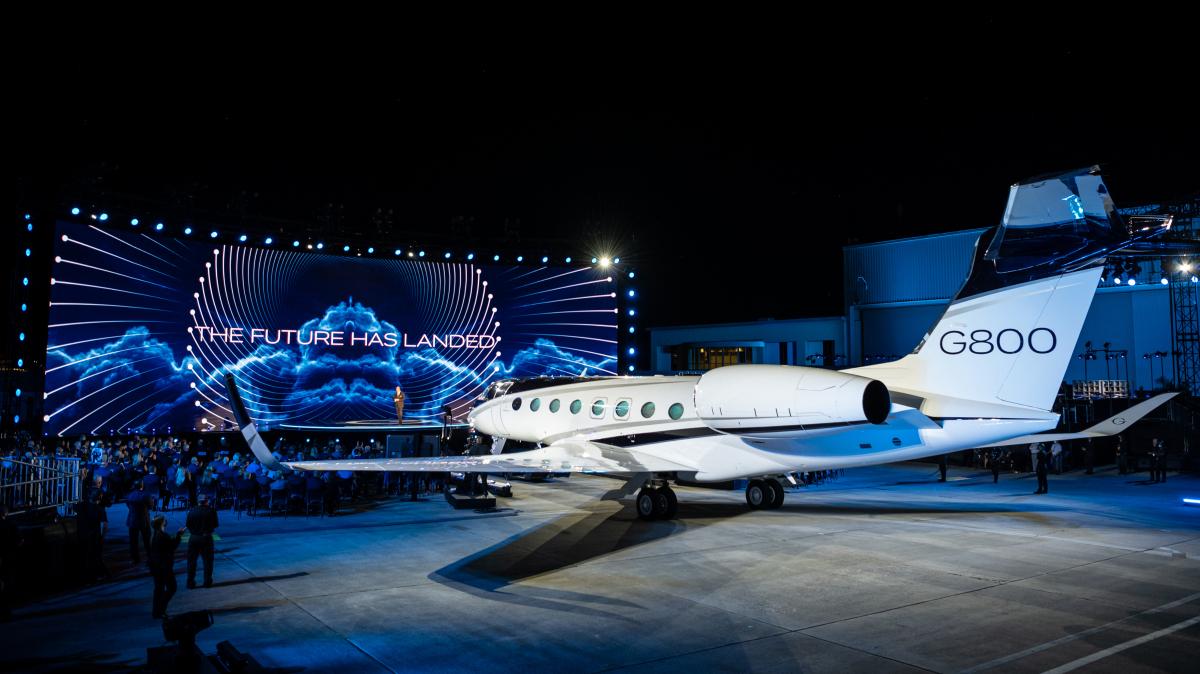 Gulfstream dévoile deux nouveaux appareils