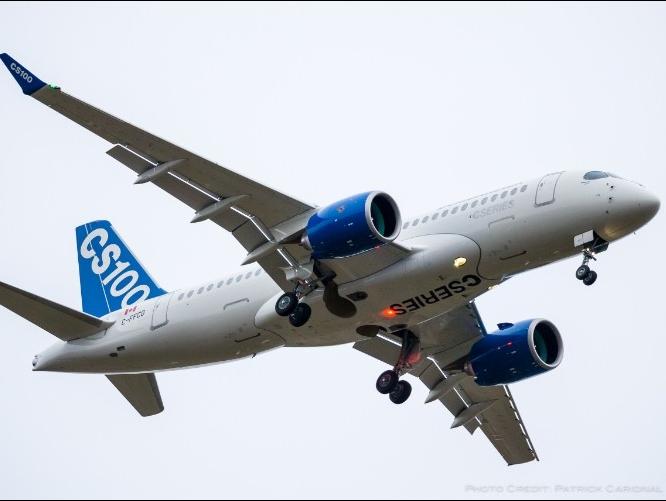 Bombardier CSeries : les vols d'évaluation en ligne sont menés avec les personnels de Swiss