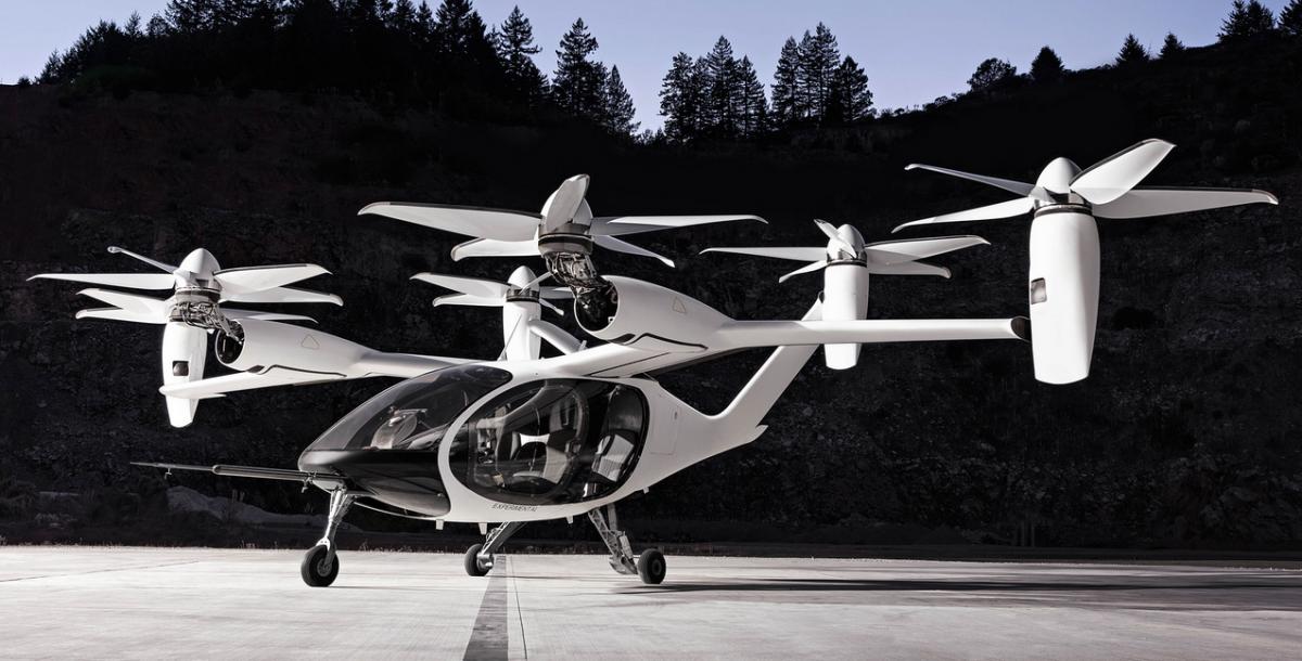 Joby Aviation et Toyota vont développer un taxi aérien urbain