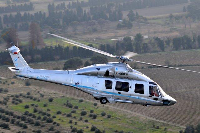 BOURGET 2013 : Le premier EC175 livré en 2014