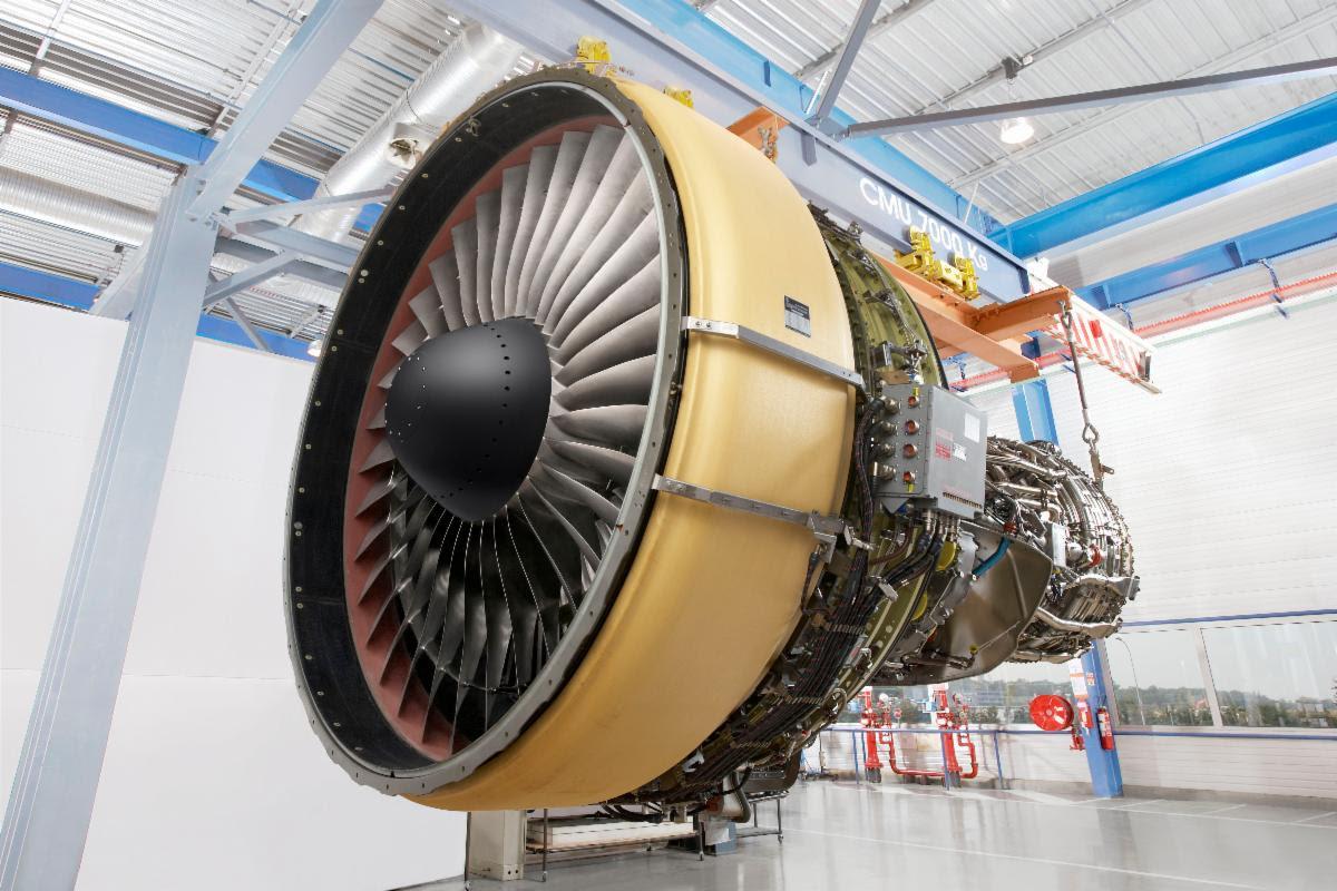 GE Aviation a livré son dernier moteur CF6-80E1 de série