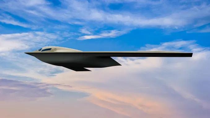 Nouvelle image du B-21