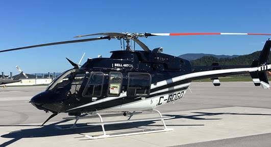 Le Bell 407GXi certifié par la FAA est livré à son premier client