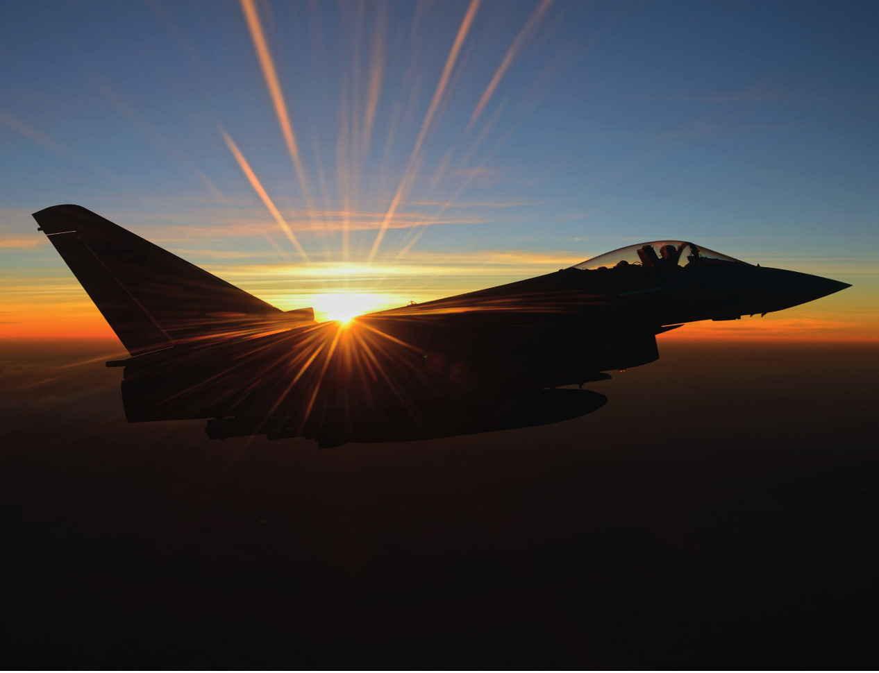 L'Arabie Saoudite souhaite acquérir 48 Eurofighter
