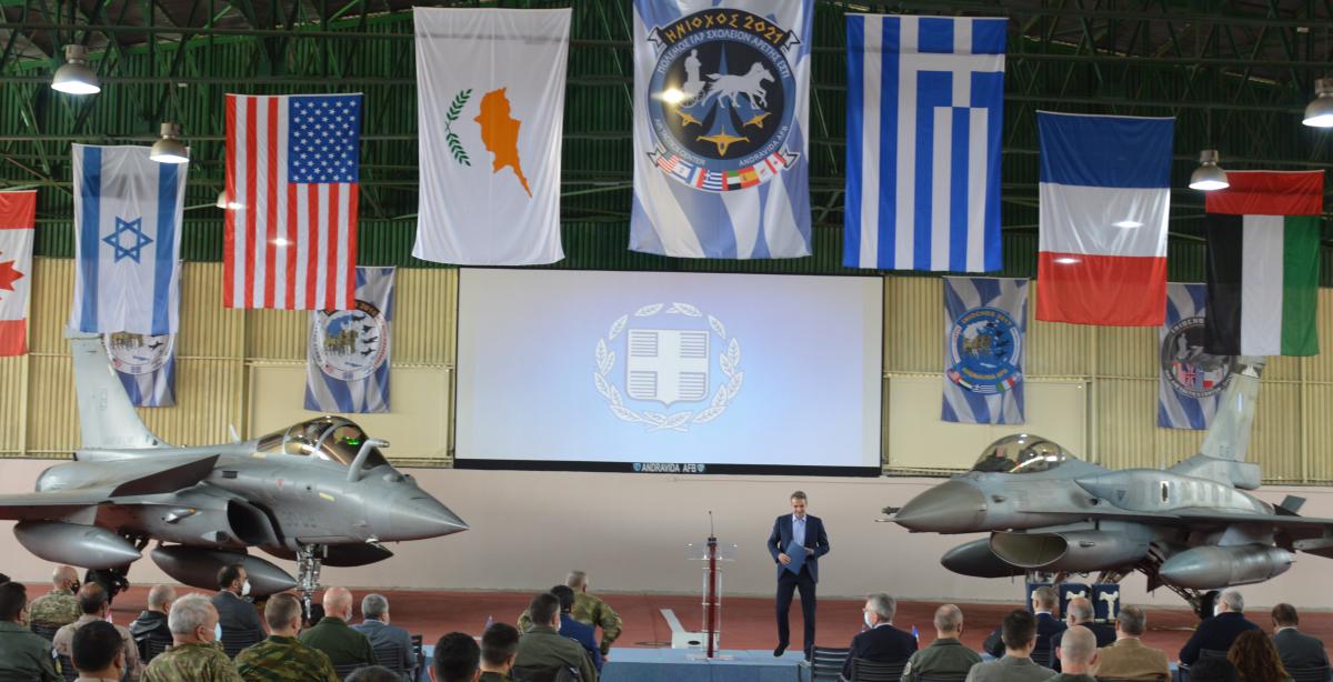 Défense : les Français, premiers alliés déployés en Grèce