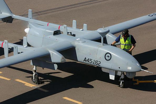 L'Australie a retiré du service ses drones Heron