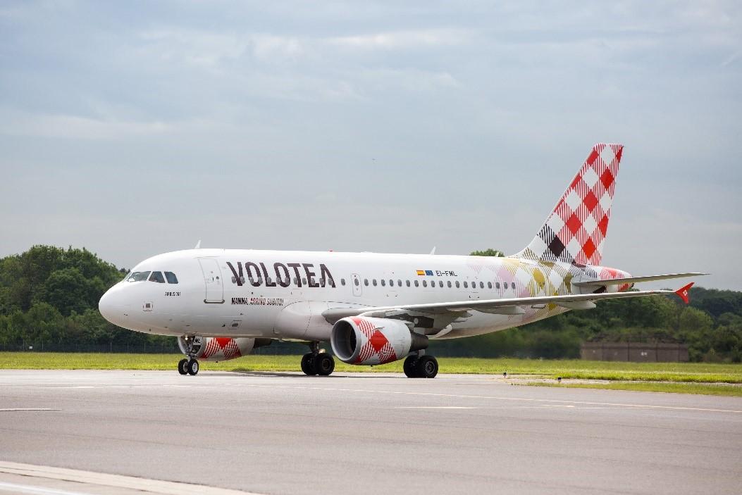 """Volotea devient une compagnie """"tout Airbus"""""""