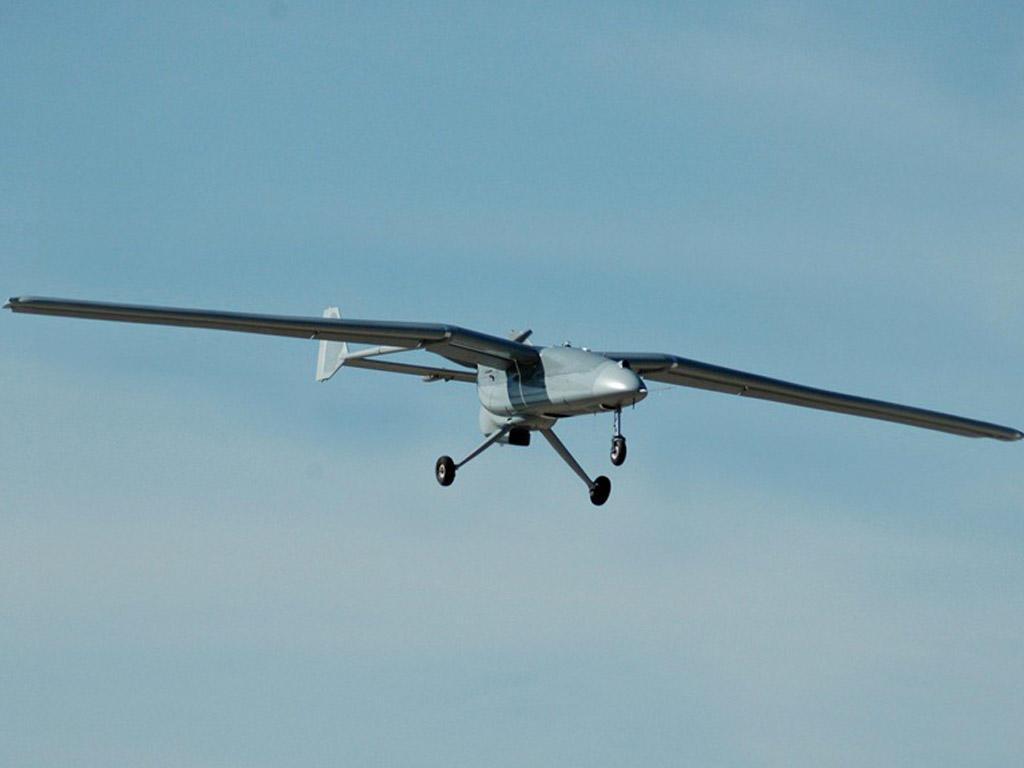 Dubai Airshow 2017 : Un premier drone Falco EVO livré.