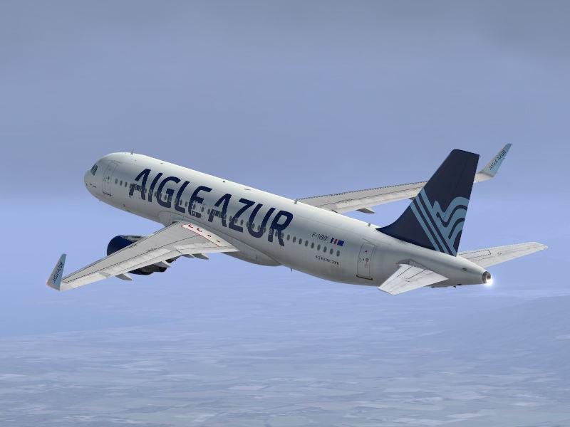 Aigle Azur et ASL Airlines s'associent entre la France et l'Algérie