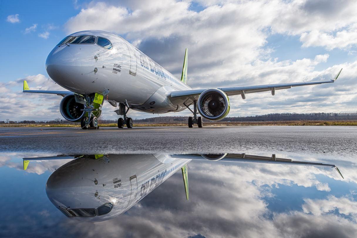 British Airways ne veut pas du Bombardier CSeries