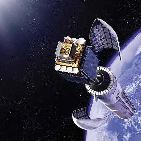 Défense spatiale : la France créé un commandement de l'espace