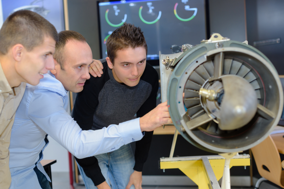 Comment devenir ingénieur en aéronautique ?