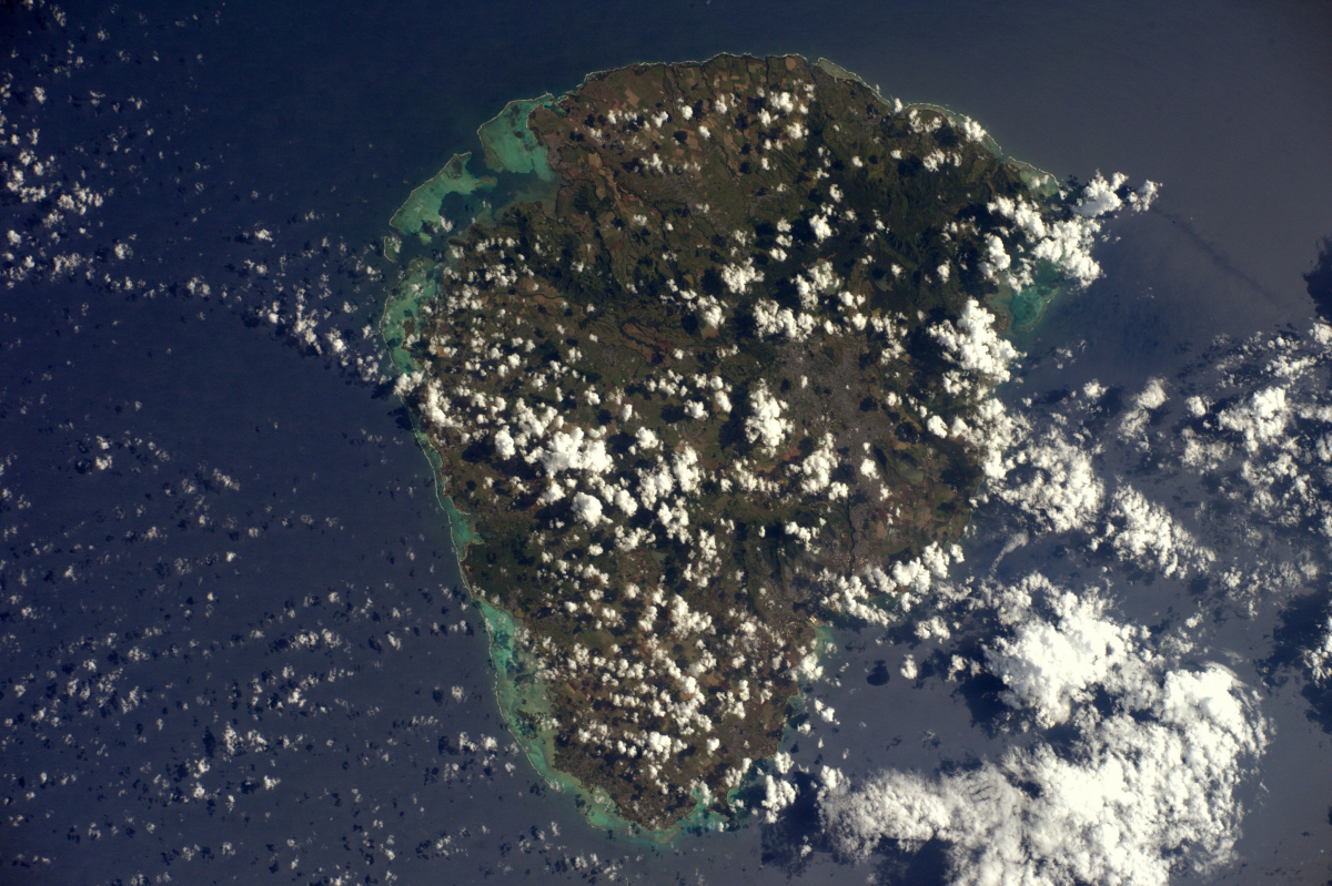 La Terre dans l'oeil de Thomas Pesquet, saison 2 : l'Isle de France alias Maurice