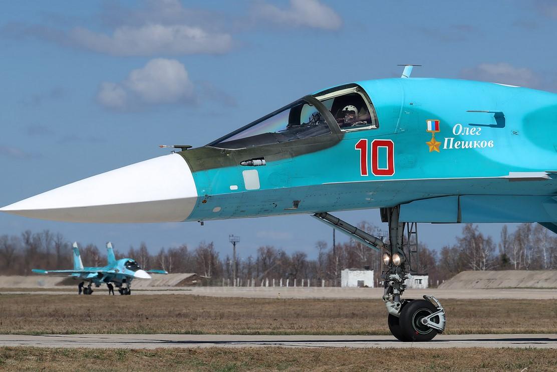 Algérie: Des Su-34 contre le Maroc ?