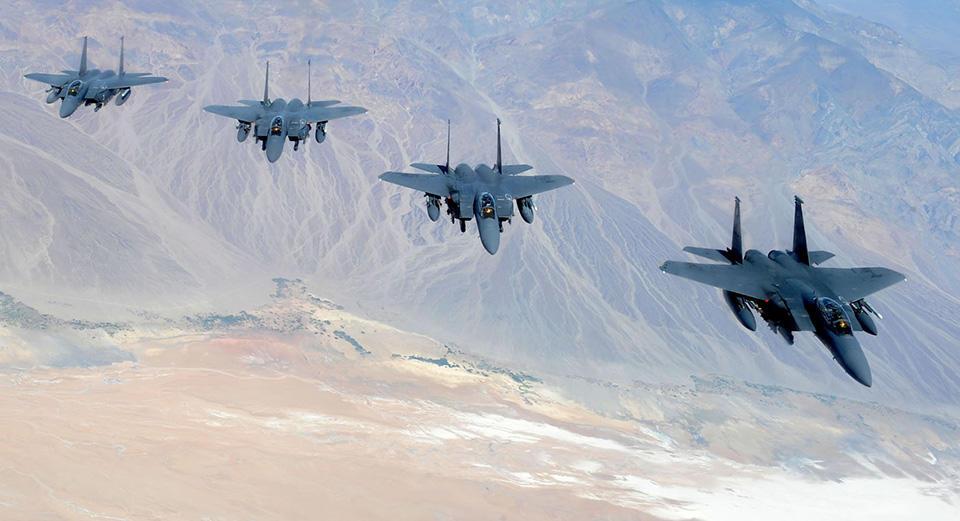 Des F-15 pour le Qatar