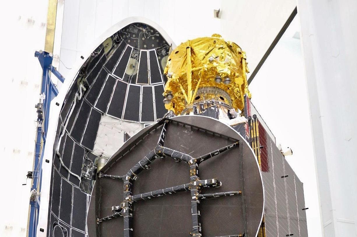 La première sonde lunaire privée poursuit sa route