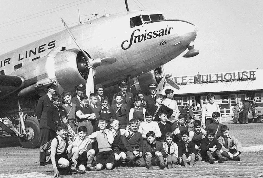 Des avions et des hommes : destination EuroAirport