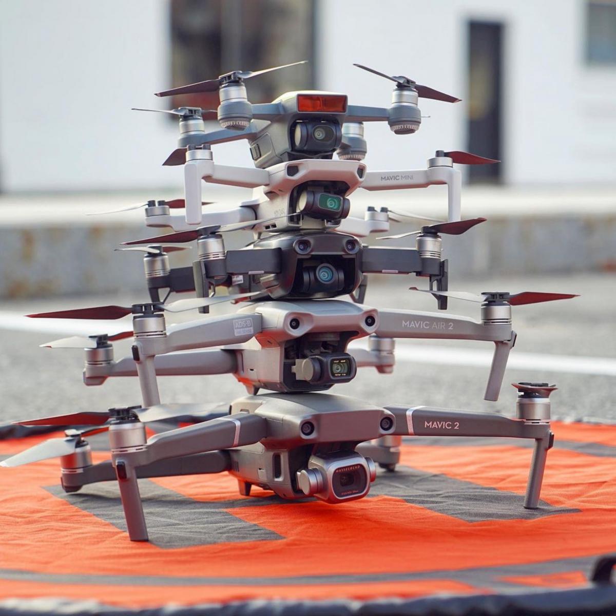 Etats-Unis: la sécurité des systèmes de drones à nouveau mise sur le tapis