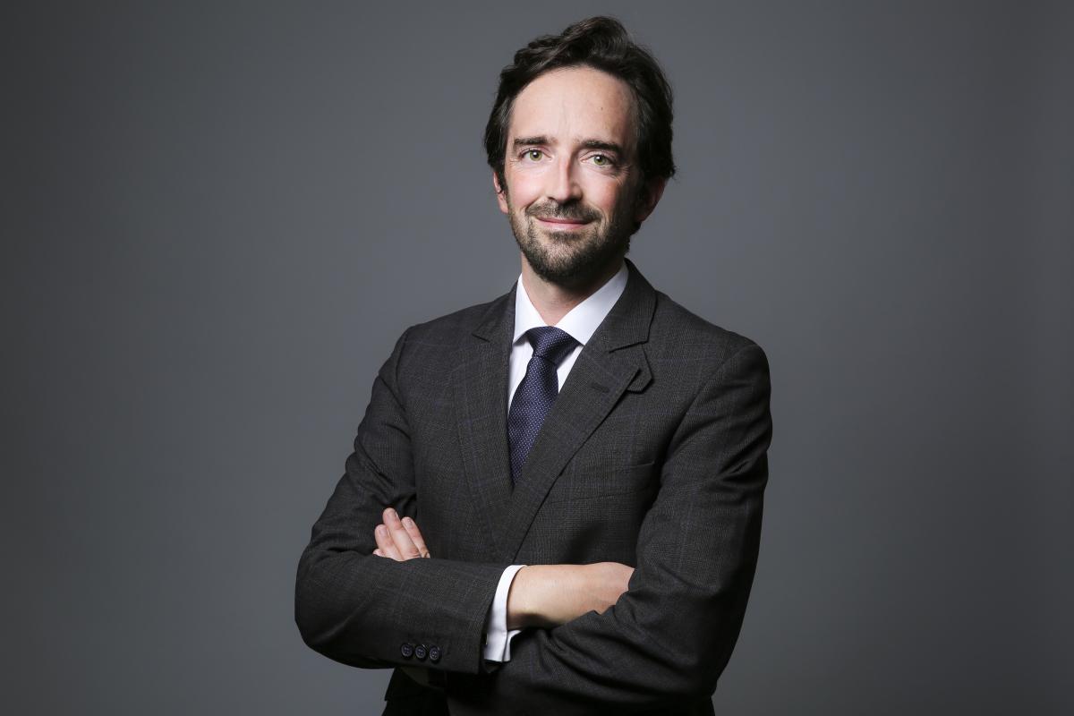Philippe Missoffe, délégué général du Gican