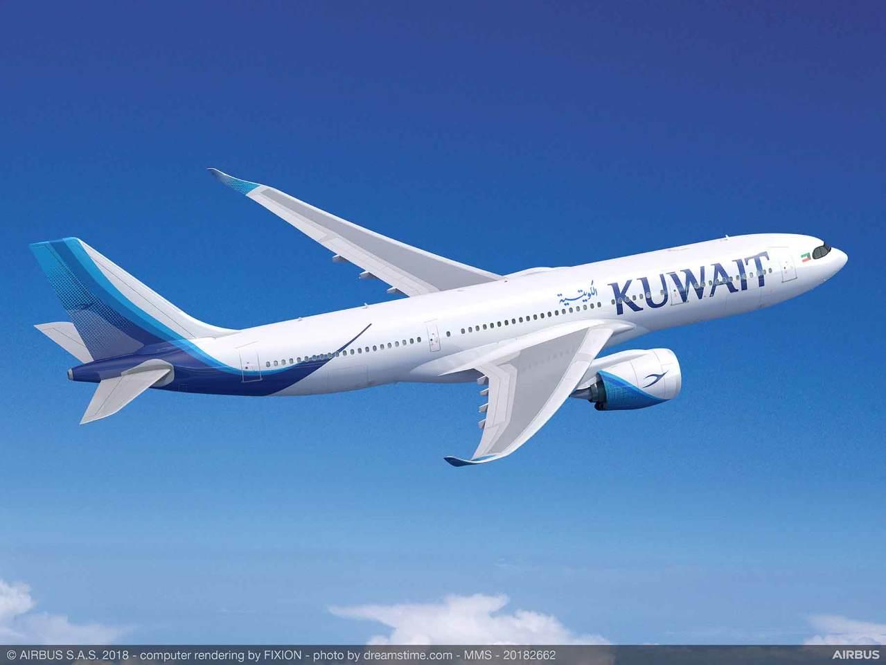 Kuwait Airways commande huit Airbus A330neo
