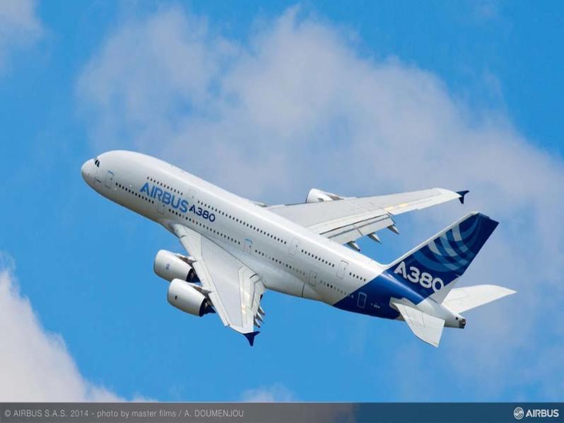All Nippon Airways prend trois Airbus A380