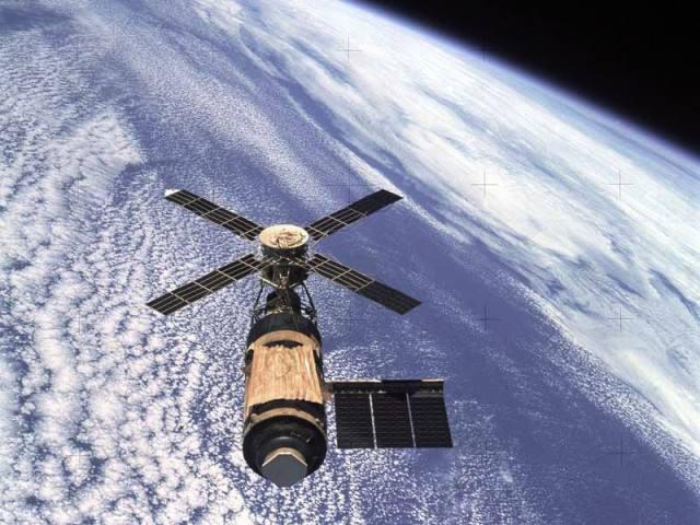 Il y a 45 ans : Skylab, le « Laboratoire du ciel »