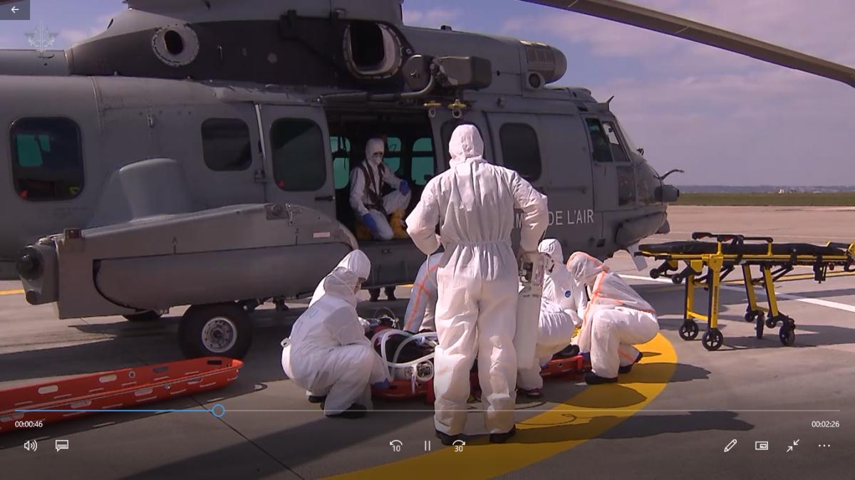 Armée de l'Air : SOS hélicoptères de manoeuvre