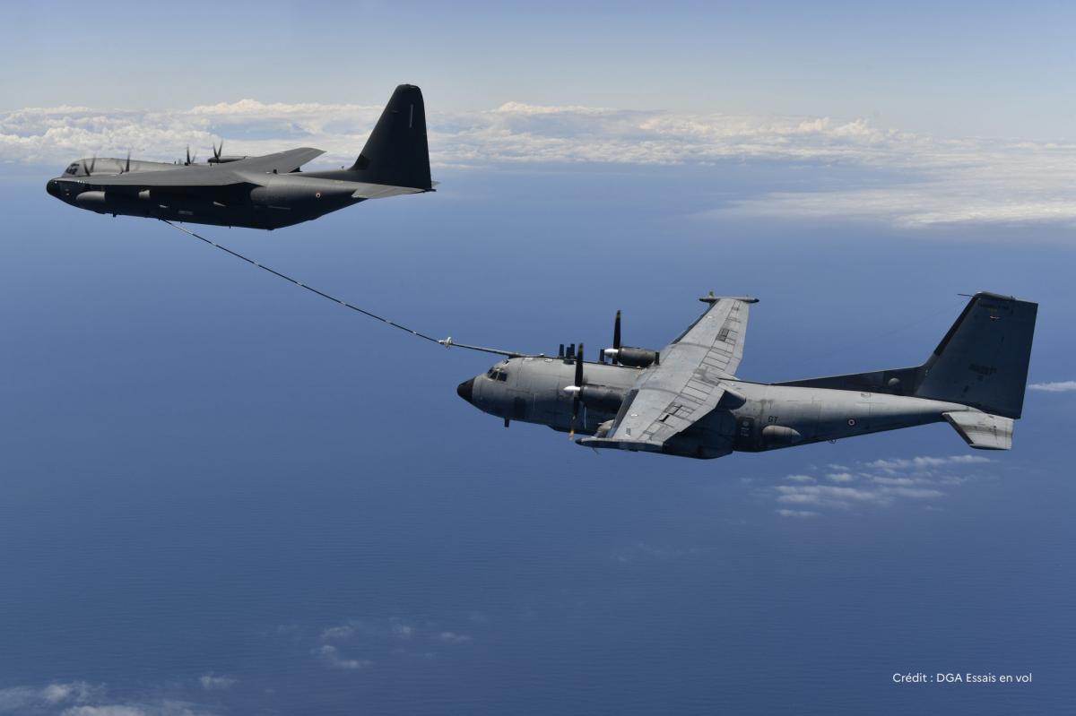 Défense : période difficile pour le transport aérien militaire