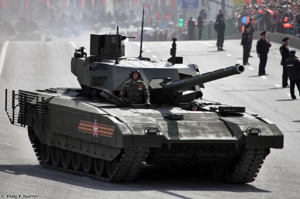 Le T-14 Armata en production dès 2022