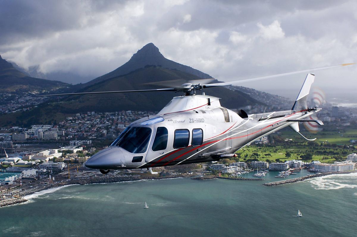 MRO : Leonardo se renforce en Afrique du Sud