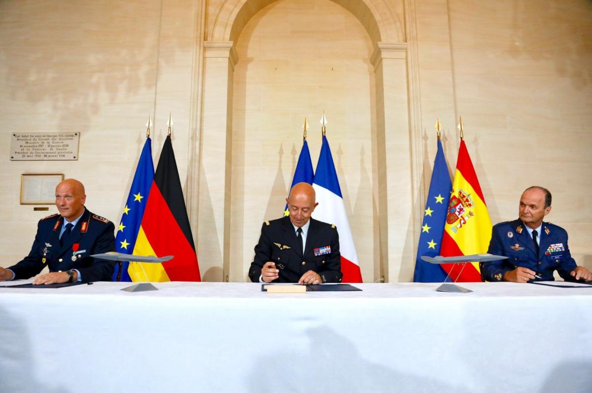 Nouvelle avancée sur l'Europe de la défense
