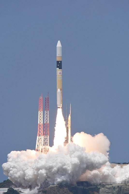 Un nouveau satellite militaire japonais sur orbite