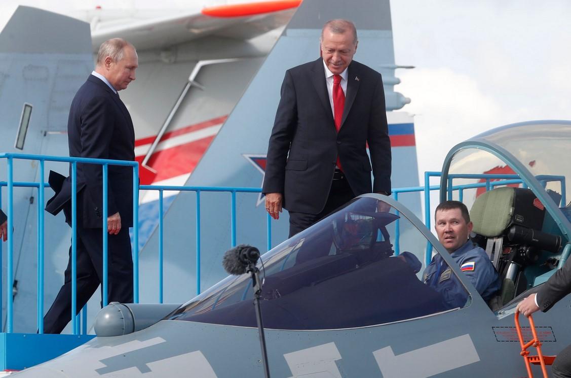 Grèce-Turquie : vers un affrontement Rafale-Sukhoi ?