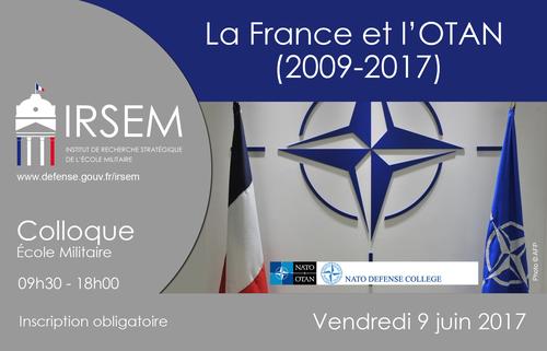 La France et l'OTAN, le 9 juin