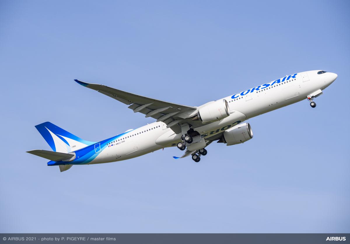 Corsair va renforcer ses vols de province cet hiver