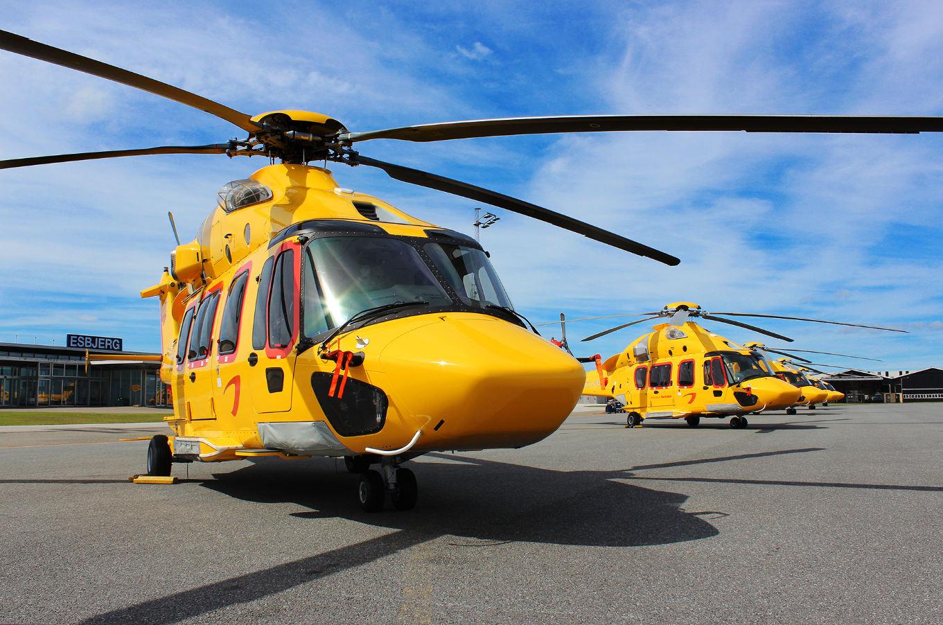 NHV renforce sa flotte avec un douzième H175