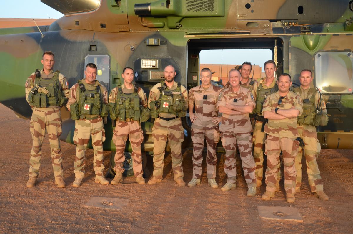 Défense : un rapport sur Barkhane pointe les contraintes de l'opération