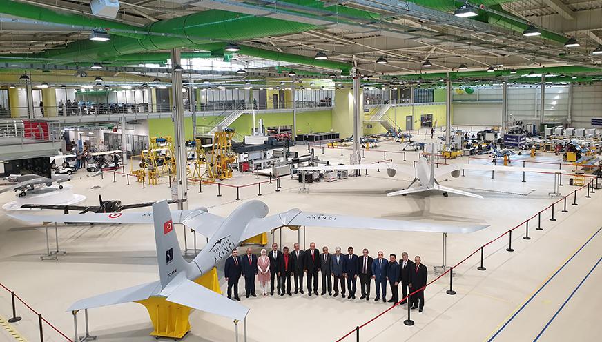 IA et futur drone armé turc