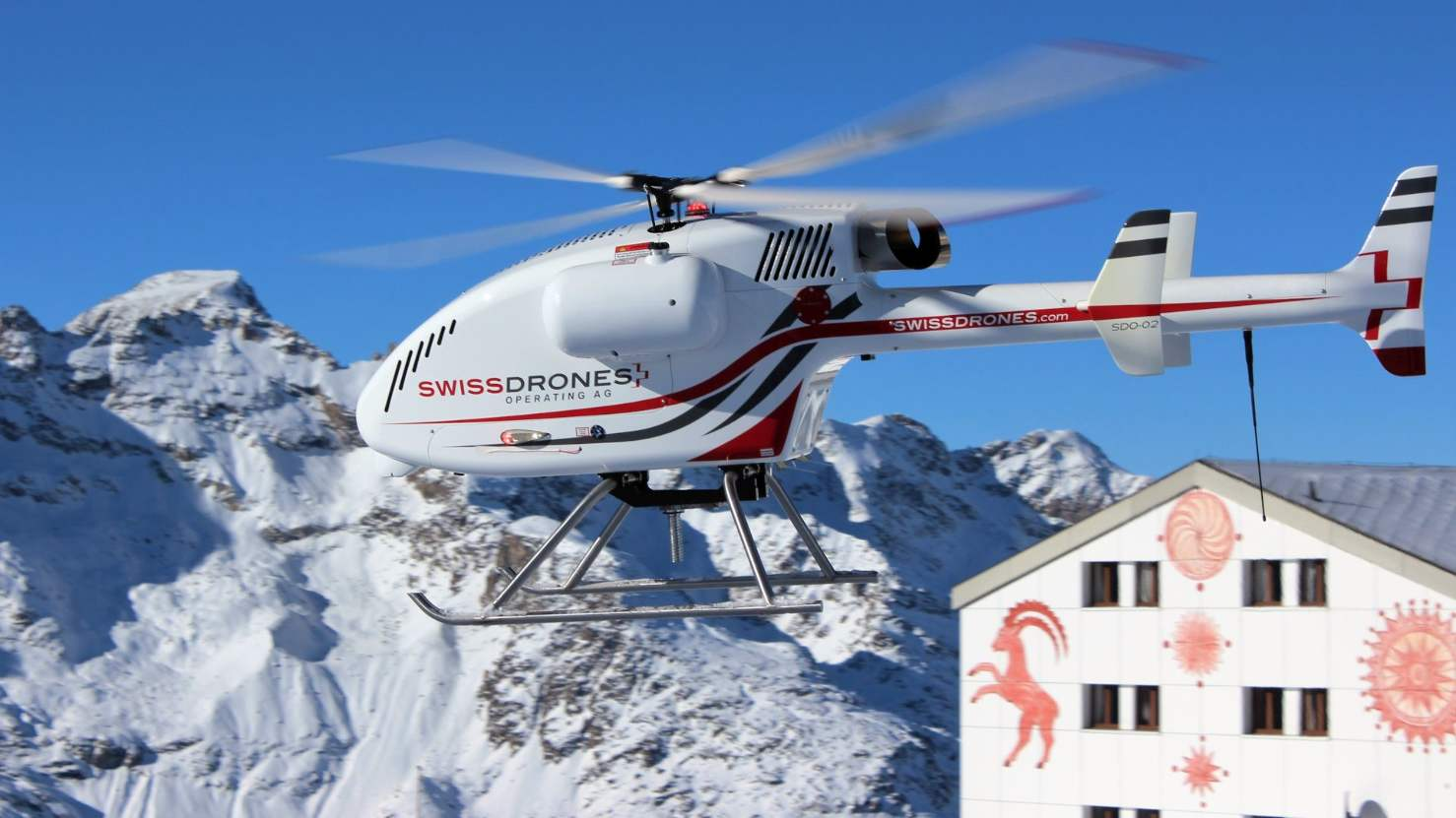 Lufthansa Technik signs SafeDrone contracts