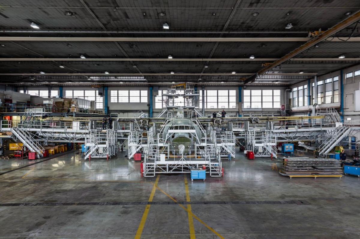 Bourget 2019: Sabena Aerospace signe avec Lockheed