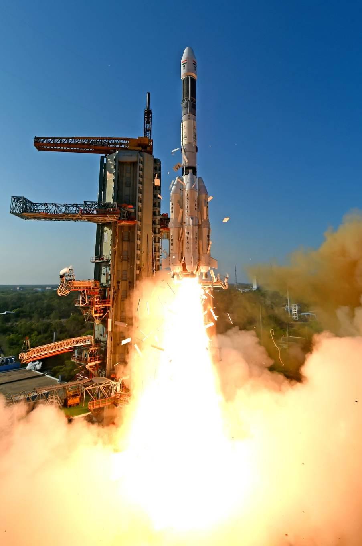Le satellite indien GSat 9 au service de l'Asie du Sud