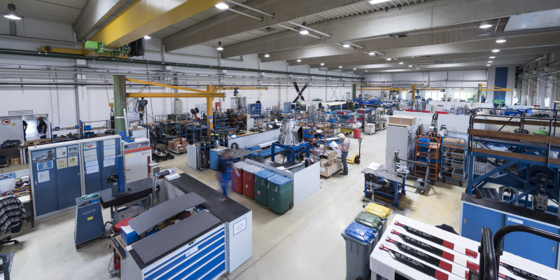 Airbus Helicopters acquiert un atelier MRO