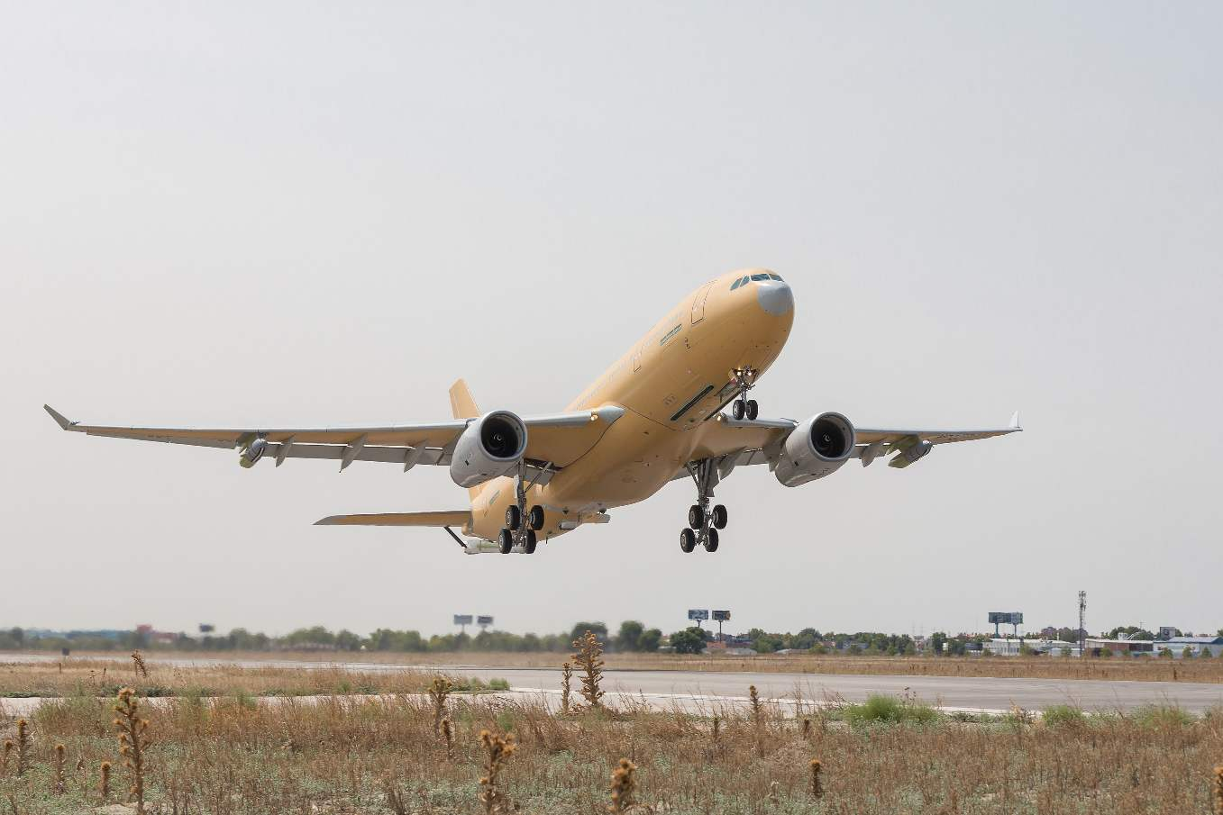 OTAN : cinq ravitailleurs A330 MRTT pour l'OTAN