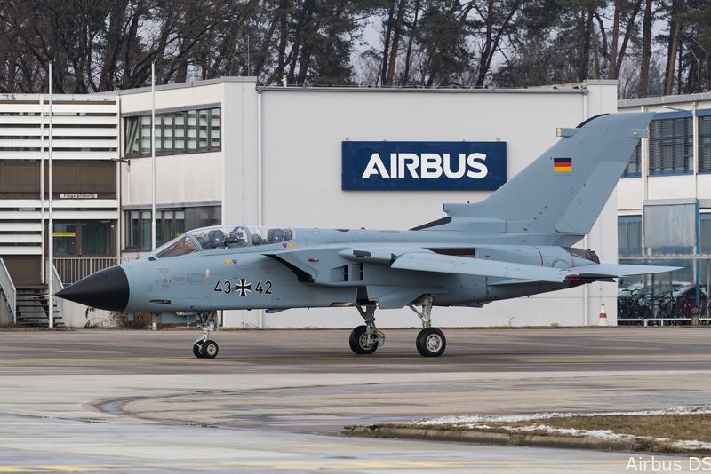 Airbus DS: Horizon 2030 pour les Tornado allemands