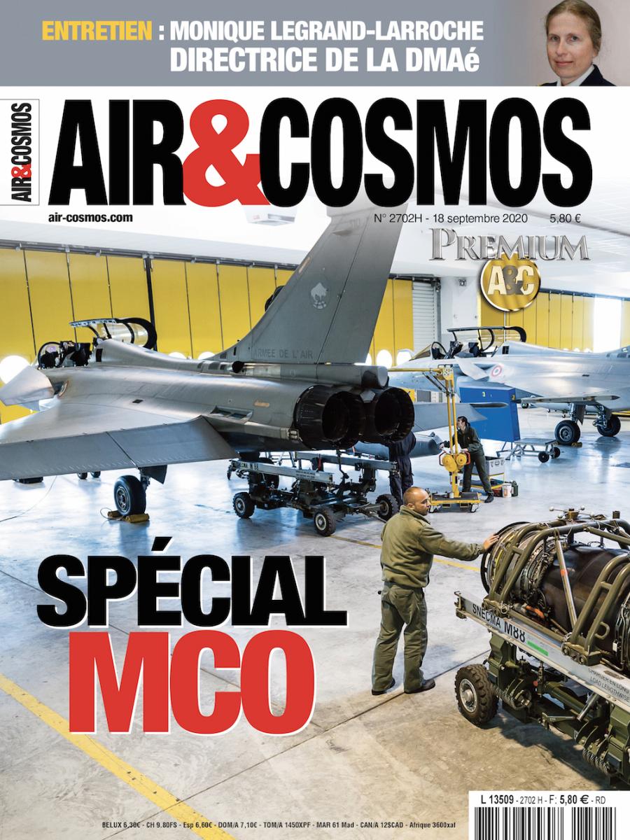 Dossier complet MCO Maintien en Conditions Opérationnelles, cette semaine dans Air et Cosmos magazine 2702