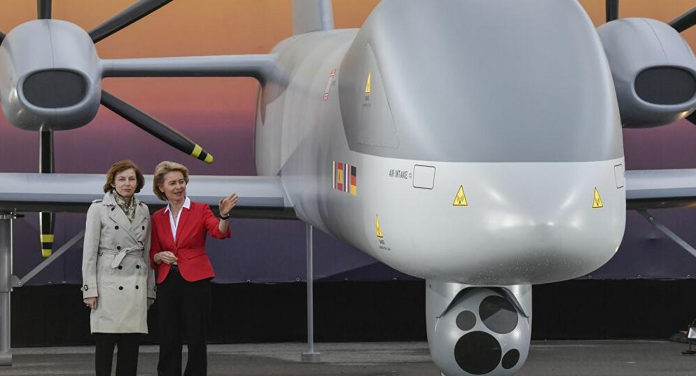 Eurodrone : fin des tractations, début des travaux