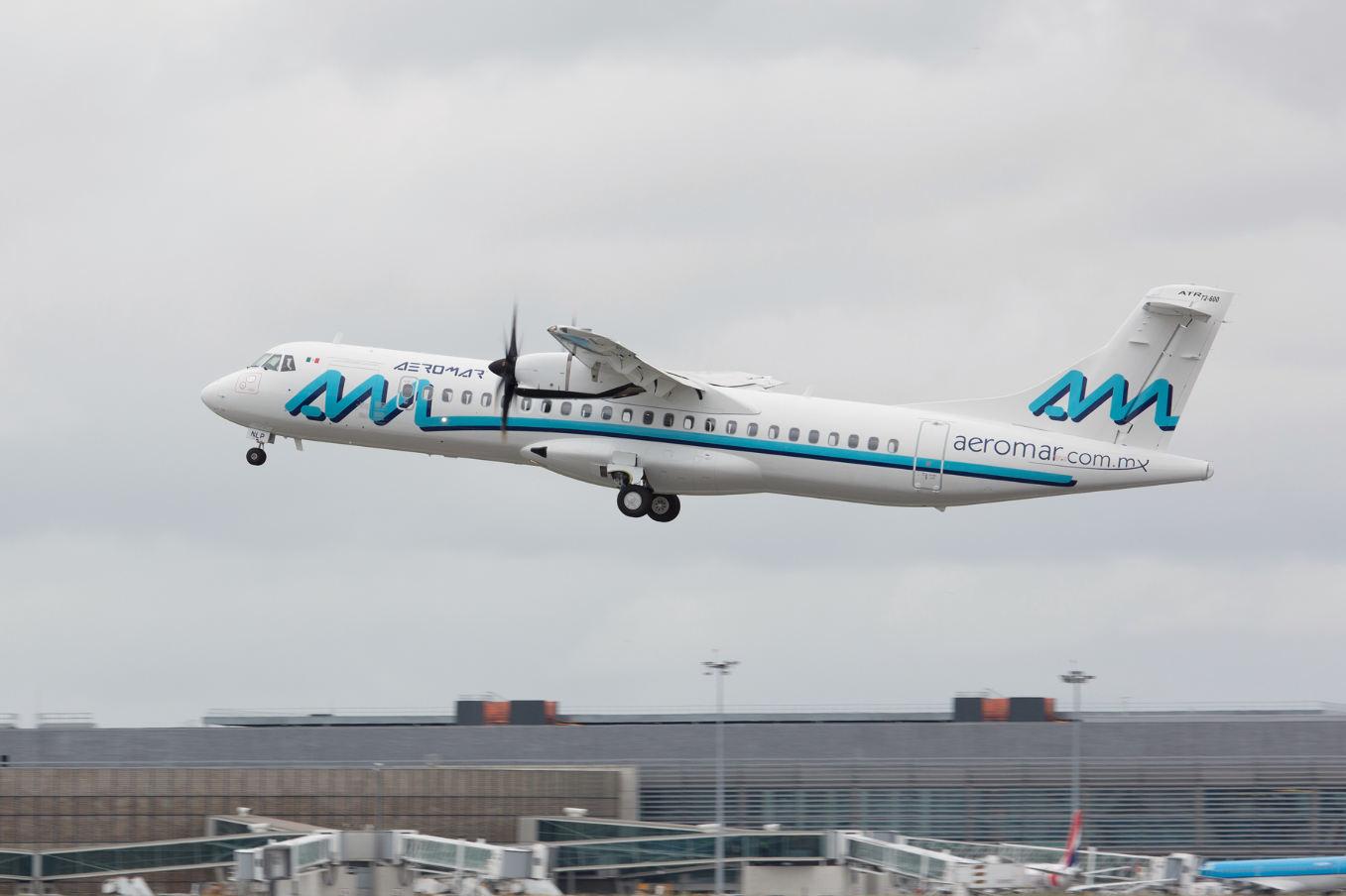 Aeromar reste fidèle à ATR