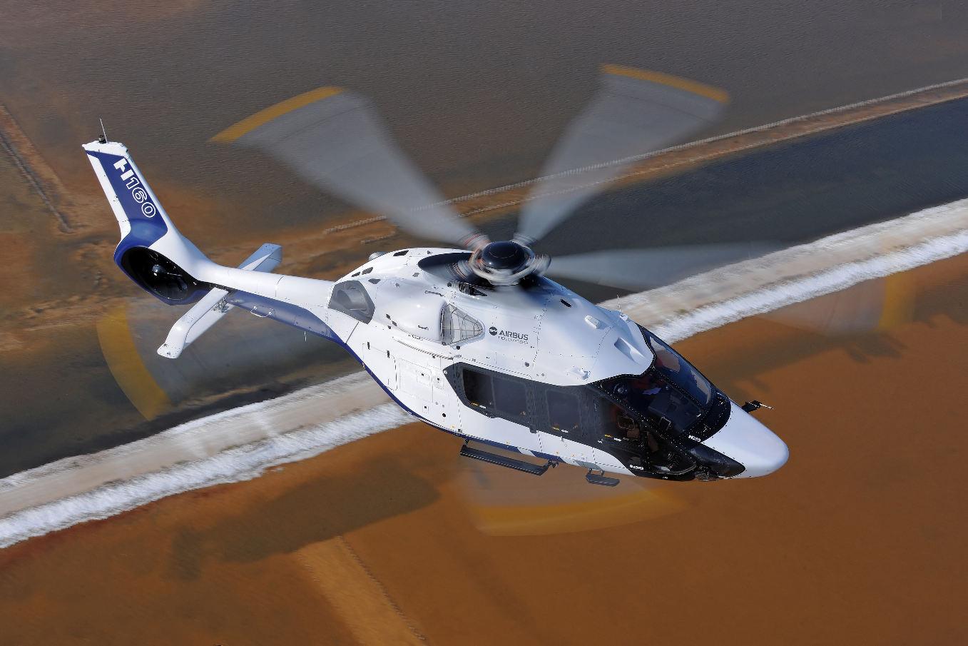 Liebherr-Aerospace fournira les vannes du système de chauffage du H160