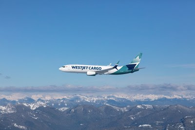 WestJet lance une division fret